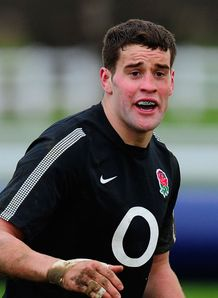 Calum Clark England