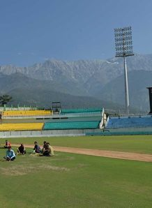 Fears over fifth ODI prove unfounded as England arrive in Dharamsala