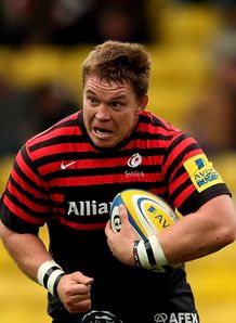 john smit saracens 2890098 Smit leads Sarries in farewell game