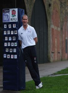 Stuart Lancaster January 2013