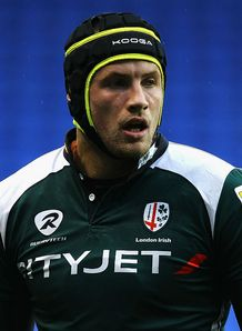 Kieran Low London Irish