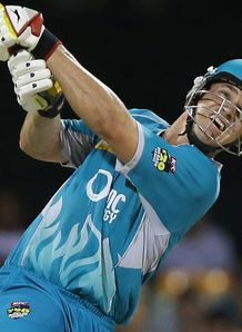 Brisbane Heat beat Hobart Hurricanes to reach the semi-finals of the Big Bash