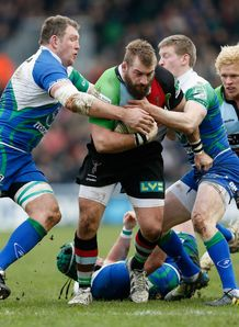 Joe Marler Harlequins Connacht