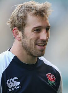 Chris Robshaw England autumn internationals