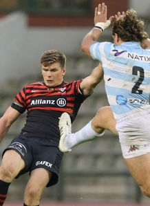 Owen Farrell Saracens Racing Metro
