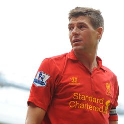 Gerrard: Glass half full