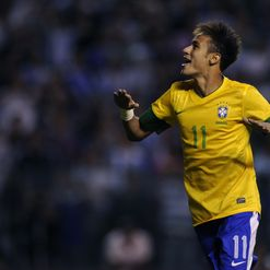 Neymar: Star of the show