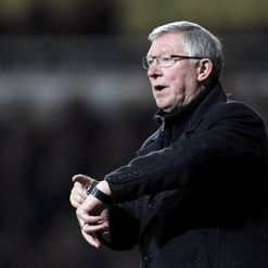 Ferguson: Unsurprisingly frustrated