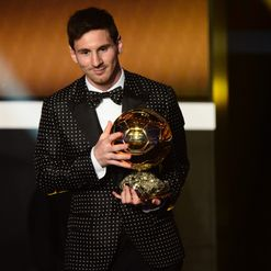 Messi: World's best