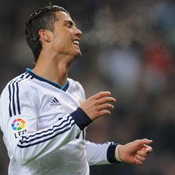 Ronaldo: Uncertain future