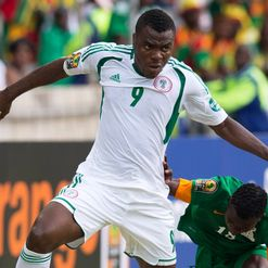 Emenike: Golden Boot contender