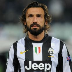 Pirlo: Juve not ready for Euro glory