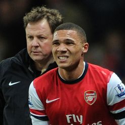 Gibbs: Ruled out for a spell