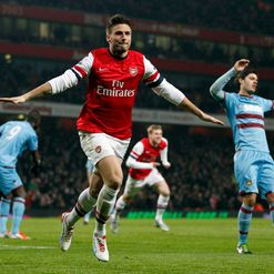 Giroud: At the double
