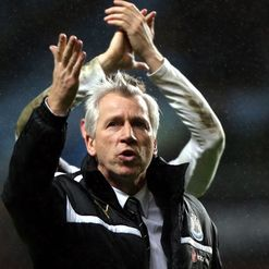 Pardew: Feeling froggy