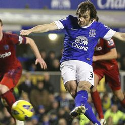 Baines: Two-goal hero