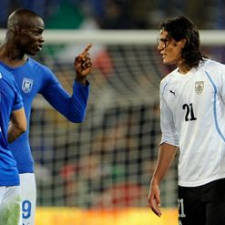 Cavani: To link up with Super Mario?