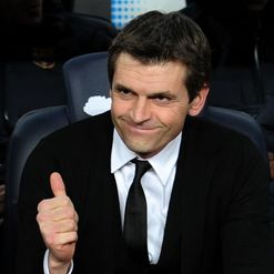 Vilanova: Thanked the fans