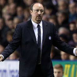 Benitez: At a loss for words