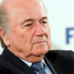 Blatter: Searching for solution