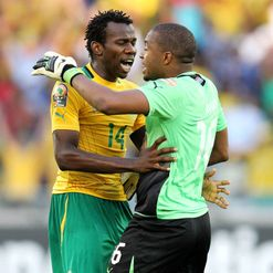 Khumalo and Khune: Loving the people of Durban