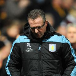 Lambert: Not a happy chappy