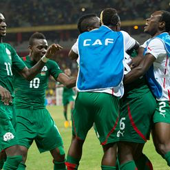 Burkina Faso: Firmly in the driving seat in Group C