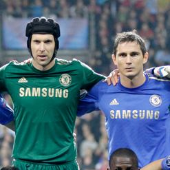 Cech & Lampard: Team-mates