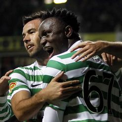 Wanyama (R): Catching the eye