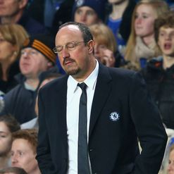 Benitez: Under scrutiny