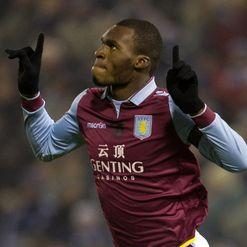 Benteke: Opened the scoring