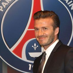 Beckham: Can emulate Maldini