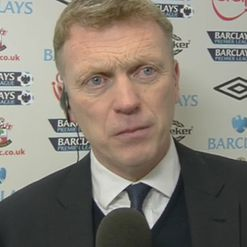 Moyes: Takes point and moves on