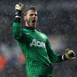 De Gea: Could be handed a rest