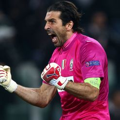 Buffon: Loves the Old Lady