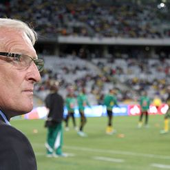 Igesund: Hoping for a staunch following at AFCON