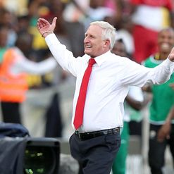 Igesund: Admits he took a gamble with his selection