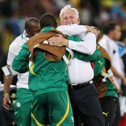 Igesund: Pleased with his troops