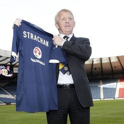 Strachan: Hoping to kickoff with a win