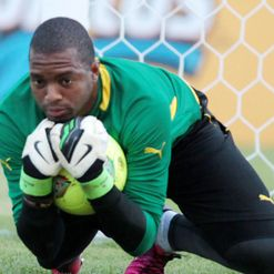 Khune: Safe as houses