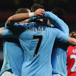 James Milner: Opened the scoring