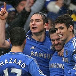 Lampard: On the spot