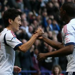 Lee Chung Yong: Early lead