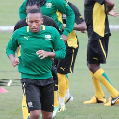 Majoro: Believes in Bafana