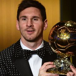 Messi: Dreaming of the big one