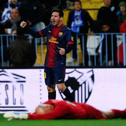 Lionel Messi: Yet another goal