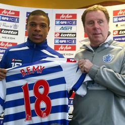 Remy: Redknapp the difference