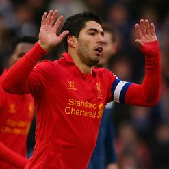Suarez: Reds' main threat