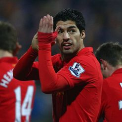 Suarez: Has Mancini's eye