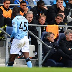 Balotelli: On his way out?